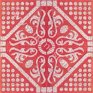 موزاییک حیاطی کد 1755
