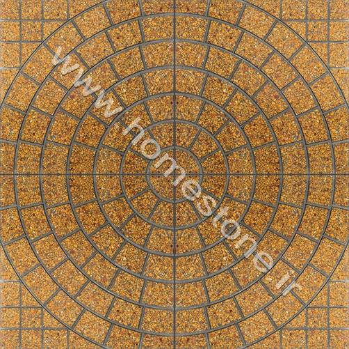 موزاییک حیاطی کد 1750